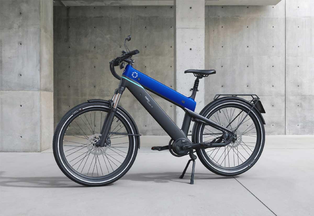 vélo électrique Fuell Fluid 1 s a vendre neuf